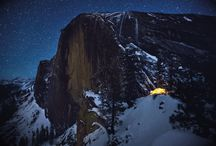 Glowing Tents / Who doesn't like a good glowing tent photo? / by Mountain Hardwear