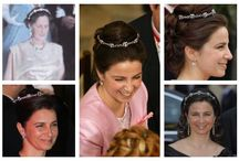 Royal Tiaras, Portugal / Tiaras used by the former Royal family of Portugal / Braganza