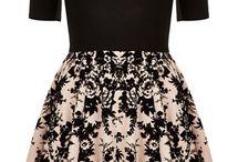 Skater Dresses / All the skater dresses that I like.