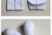 ponožky zvirata