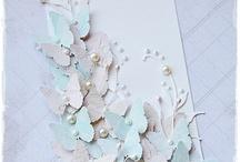 cards | butterflies