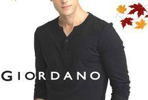Fall Fashion / Giordano's Fall Fashion