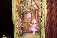 miniatuur schilderwerk