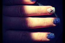NAIL DESIGNS / by Dayna Knowlton