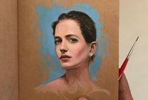Portrety do namalowania