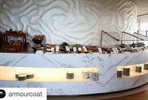 Декоративные панели Armourcoat Sculptural / Идеи для Вашего интерьера! Armourcoat Sculptural – это объемные бесшовные контурные стеновые покрытия, состоящие из литых гипсовых панелей и отличающиеся впечатляющим дизайном. Все 20 разновидностей панелей этой линейки созданы из армированного стекловолокном гипса.
