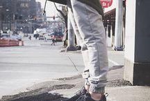 Ways To Wear Joggers / Joggers have hit the fashion mainstream. Here are some of our favourite looks to inspire your voyage into joggers. / by Burton Menswear