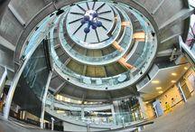 IQ LANDIA-SCIENCE LEARNING CENTRE - LIBEREC - CZ / posa di pavimenti all'interno degli edifici
