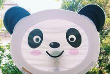 Być fanem pandy! / Pandę pokochało Tabayątko. Ale i nie tylko. Cała nasza rodzina oszalała na jej punkcie!