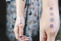 Tatuajes De Flores
