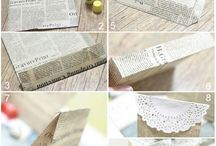 Gift paper ideas