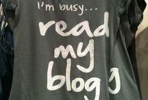 Blogging/Crochet Business