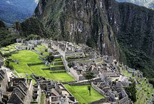 SOUTH AMERICA / MY NEXT WISHLIST DESTINATION