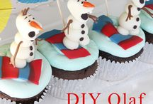 olaf cakecup