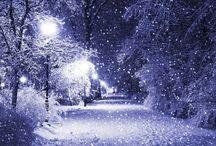 The Hush Of Softly Falling Snow ❄️❄️❄️❄️