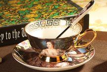 tea-kávé szett