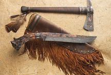 amerindien knifes