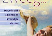 Toen ik zweeg.... een andere kijk op rugpijn en lichamelijke klachten / Boek: auteur Nicky Robinson