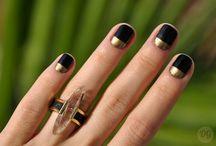 Short nails designs .. / by LANails