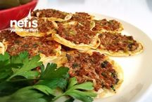 LAHMACUN PİDE