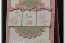 cards I love/& can or have done &paper  stuff / anything cards ,paper etc / by Anne Sweeney