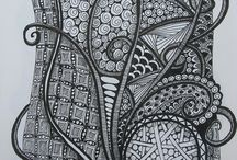 Zendoodling / Doodle to relax?  / by Ashley Wornell
