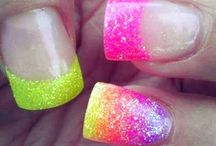 awesome nails!! / by Tiffany Chryssikos