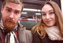 Instagram Noi siamo appena partiti per arrivare a Teatribù, dove si tiene il seminario Raccontare il Sé! :D  E voi oggi che fate, Smargiassi?