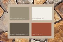 House Colors / by Chasey Pomier