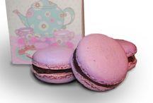 Macarons / La receta la encuentras en http://www.sweetpaladar.blogspot.com.es/search/label/Macarons?m=1