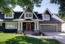 Home Exterior Inspiration / All eyes are on the exterior of a home. Be prepared to beautify your block using these pins for inspiration.