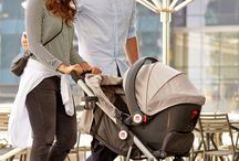 gb Alara Travel System / Help your little one travel with ease in the Alara Compact Travel System in Mink. The travel system includes a stroller with an expandable airflow canopy, 140° recline and a gb Asana LTE rear-facing infant car seat for babies up to 35 lb. Rear stroller suspension, an ample storage basket and a cup holder help make this travel system a great option for parents on the go.