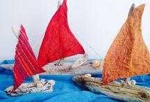 Driftwood boats / Driftwood boats