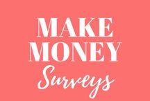 Making Money with Surveys