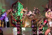 SRI MIMPI INDONESIA 2013 GSP / Kostum Gabriel n Haikal by House of Hasto n payet by Yakup Rumah Payet