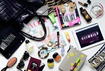 Inside my bag