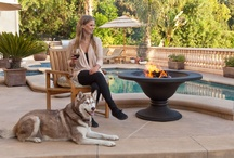 Radiant Firepits / Fire pits to warm your outdoor space.