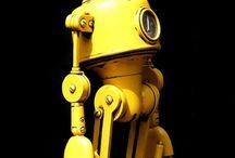 Robots & Mechs