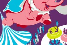 Disney vintage poster