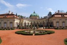 Castles and Palaces and Sacred - Moravia Bohemia Slovakia