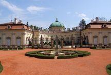 Castles and Palaces and Sacred - Moravia Bohemia Slovakia