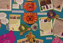 Purple Mash classroom displays