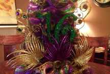Mardi Gras / Decor ideas for Mardi Gras Ball
