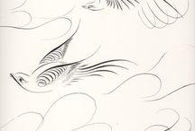 Drawings - creatures