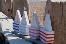 decorative boats