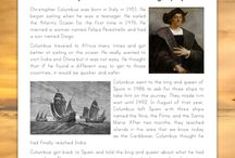 Columbus Day / Columbus Day celebrates Christopher Columbus and his landing in the New World on Oct. 12, 1492. The holiday is recognized on the second Monday in October