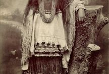 Rdzenni mieszkańcy ameryki indianie