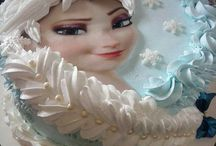6 Frozen Brithday Cakes That Are Worth Melting For / Frozen ~ Cake ... - I have no Words