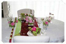 Table renoncules