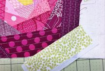{Quilting} Quilt As You Go / Learn the technique and method for quilt as you go.  You'll find it is great for not only quilts, but bags, pillows, table runners, mug rugs and more.   / by Becky @ Patchwork Posse